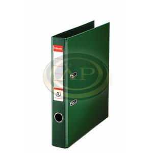 Iratrendező Esselte Standard 5cm Zöld 811460