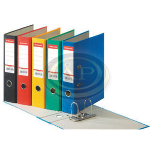 Iratrendező Esselte Rainbow 5cm kék 17920