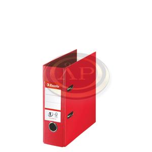 Iratrendező Esselte Standard A/5 7,5cm műanyag borítás, VIVIDA piros 468630