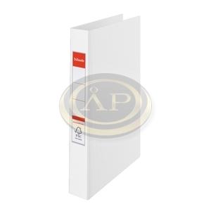 Gyűrűskönyv Esselte Standard A4 3,5cm 4-gyűrűs VIVIDA fehér 14457