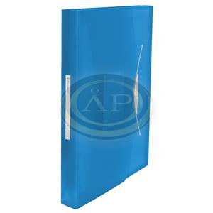 VIVIDA harmonika irattartó, PP, kék 624015