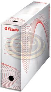 Archiváló doboz Esselte boxy 100 fehér 128102
