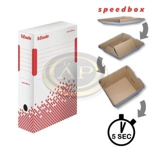 Esselte Speedbox archiváló doboz, 100 mm 623908