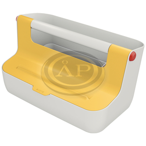 COSY mobil rendszerező doboz, meleg sárga