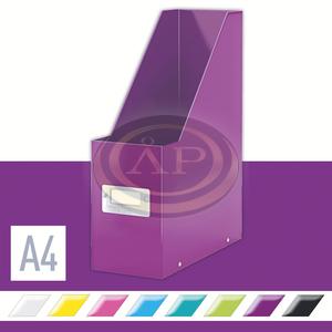 CLICK&STORE iratpapucs, lila 60470062
