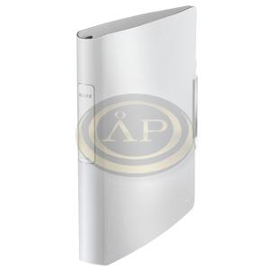Active STYLE gyűrűskönyv, 30mm, softclick, kristályfehér 42450004