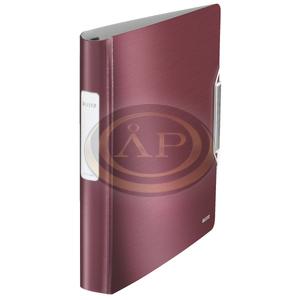 Active STYLE gyűrűskönyv, 30mm, softclick, gránátvörös 42450028