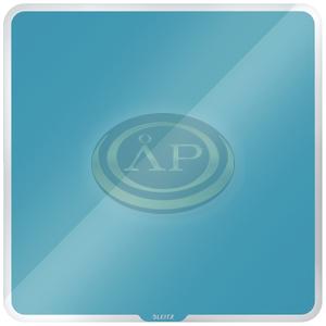 Leitz Cosy mágneses üvegtábla 45 x 45 cm, nyugodt kék