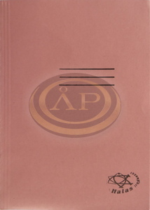 Pólyás dosszié (iratgyűjtő) A/4, pink pasztell