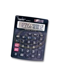 Rebell 8112-12 asztali számológép 12dig