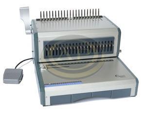 Spirálozógép RecoSystem PB6E, műanyag spirálozáshoz, elektromos