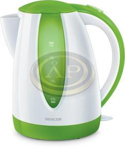 Vízforraló Sencor SWK1811GR zöld színű
