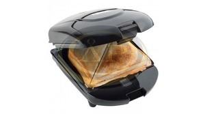 Bestron szendvicssütő 3in1 520W fekete