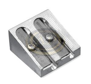 Hegyező ICO KUM 1040501 fém, 2 lyukú
