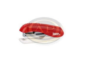 Tűzőgép ICO Boxer 100 v.piros, No.10 max.10laphoz