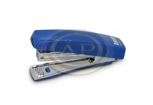 Tűzőgép ICO Boxer Mini kék max.10laphoz, kapocs:No10