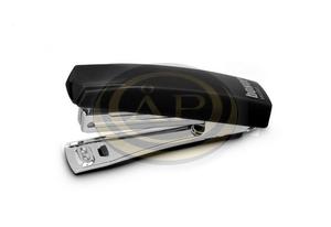 Tűzőgép ICO Boxer Mini fekete max.10laphoz, kapocs:No10