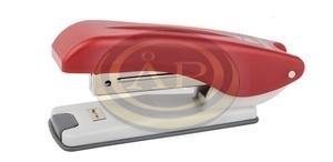 Tűzőgép ICO Boxer S1 piros max.10laphoz, kapocs:No10