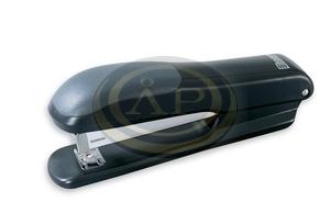 Tűzőgép ICO Boxer 400 fekete max.25lap, kapocs:24/6,26/6
