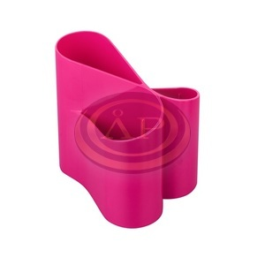 Írószertartó ICO LUX rózsaszín