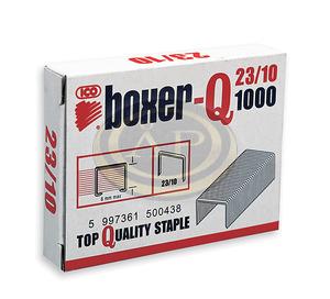 Tűzőkapocs ICO BOXER-Q 23/8 1000db/doboz