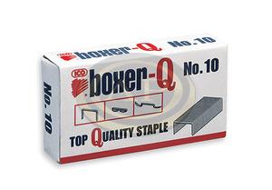 Tűzőkapocs ICO BOXER-Q No10 1000db/doboz