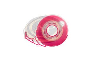 Celluxtépő ICO Smart ragasztószalaggal, zárható, pink