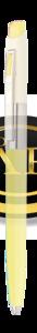 Golyóstoll ICO 70 'C' pasztell sárga