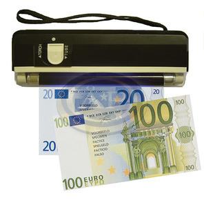 Bankjegyvizsgáló DL-01 1x4W UV cső