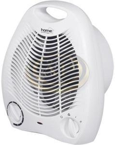 Hősugárzó, ventilátoros fűtőtest FK1, fehér