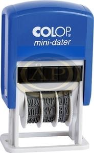 Dátumbélyegző COLOP S 160/L ÉRKEZETT+dátum