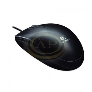 Logitech M90 vezetékes optikai egér, fekete
