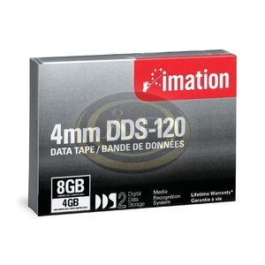 Adatkazetta Imation DDS DDS-120 4/8Gb 4mm