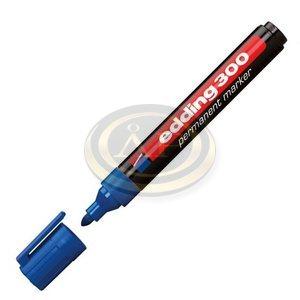 Filctoll 300 kerek alkoholos 1,5-3mm kék Edding