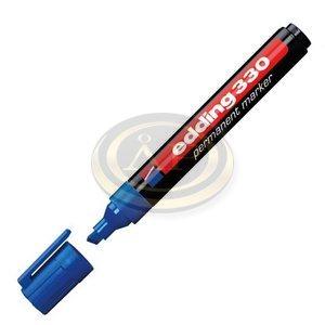 Filctoll 330 vágott alkoholos 1-5mm kék Edding
