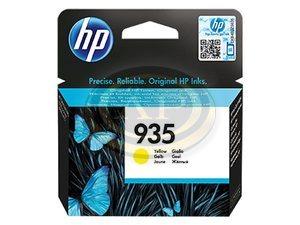 Tintapatron HP C2P22AE No.935, 400 oldal, sárga