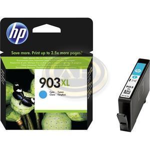 Tintapatron HP 903XL, T6M03AE, cián