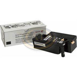 Toner Xerox Phaser 6020, 6022, Workcentre 6025, 6027, 106R02763, fekete 2k