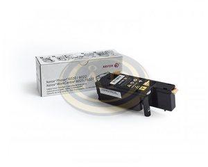 Toner Xerox Phaser 6020, 6022, Workcentre 6025, 6027, 106R02762, sárga 1k