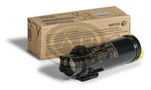 Toner Xerox Phaser WorkCentre 6510,6515 106R03487, sárga 2,4k