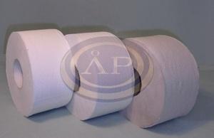 Toalettpapír 19cm-es 2 rétegű hófehér 12 tekercs/csomag