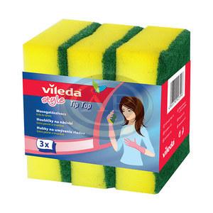 Vileda Style mosogató szivacs 3db-os