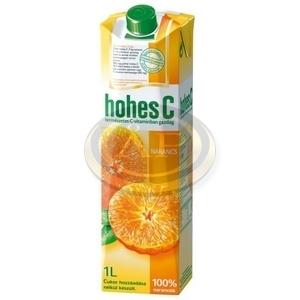 Gyümölcslé Hohes-C narancs 100% 1l
