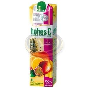 Gyümölcslé Hohes-C multivitamin 100% 1l