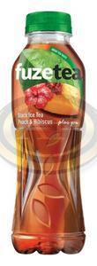 FuzeTea Őszibarack - hibiszkusz üdítőital, 0,5l