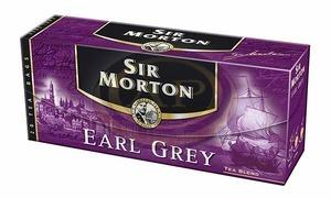Tea Sir Morton earl grey 20x1,5gr