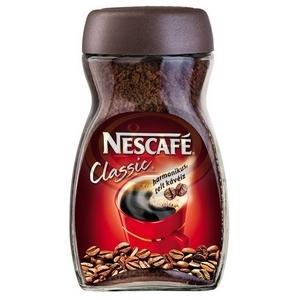 Kávé instant Nescafé Classic üveges 100gr