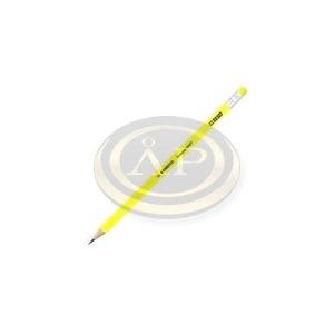 Grafitceruza Stabilo 4907 radíros HB neon sárga