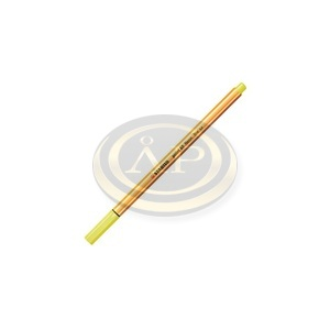 Tűfilc Stabilo Point 88 0.4 mm neon sárga