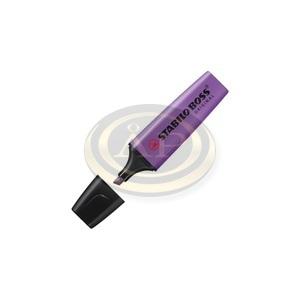 Szövegkiemelő Stabilo Boss Original lila